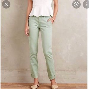 Anthropologie Chinos